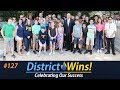 District Wins - June 27, 2018