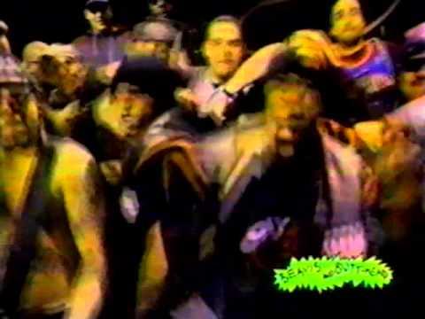Beavis & Butt head Slam Onyx feat  Biohazard (видео)