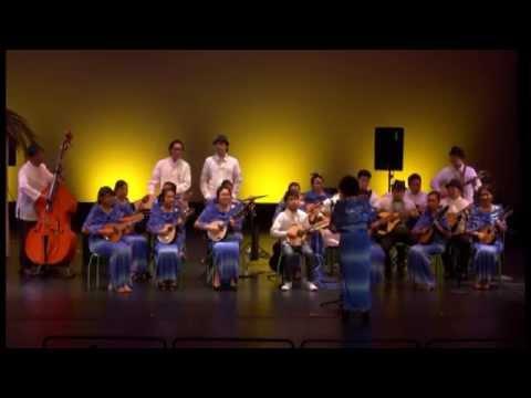 Musical Ensemble - FAME's performance last April 25, 2014 for the Extravaganza event. Nipa Hut Atin Cu Pung Singsing Tinikling Lagkaw Bayan Ko.