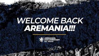 Video Aremania - Welcome Back Aremania !!! MP3, 3GP, MP4, WEBM, AVI, FLV November 2018