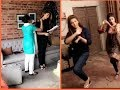 Behind The Scenes Of Drama O Rungreza || Sajal Ali & Sana Dancing On The Set Of O Rungreza