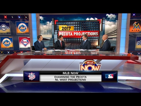 Video: Examining 2017 National League PECOTA Projections
