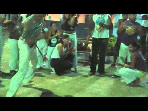 Grupo de Capoeira Porto da Barra - Aurelino Leal - Professor Sozo - Mestre Caramurú