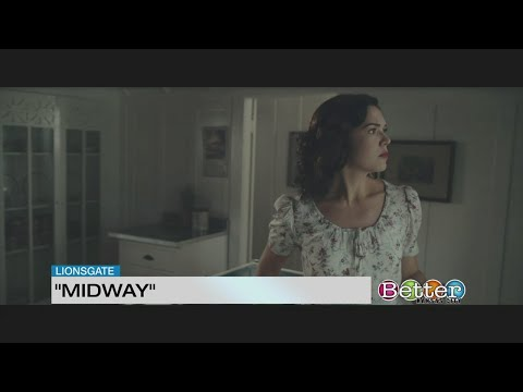 """Hear from director and actors of """"Midway,"""