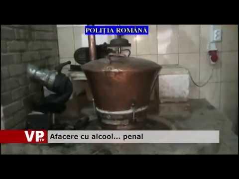 Afacere cu alcool… penal