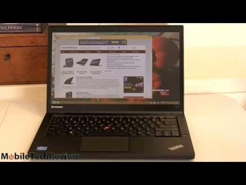 Lenovo ThinkPad T440s Review
