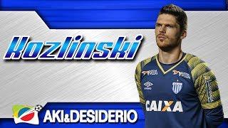 Produzimos DVD para Jogadores de FutebolMelhores Momentos do atleta Kozlinski 2017