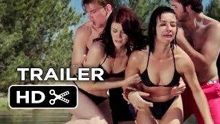 Nonton Zombeavers Official Trailer 1 (2015) - Beaver Horror Comedy HD Film Subtitle Indonesia Streaming Movie Download