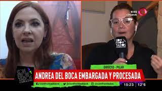 Video Andrea del Boca fue embargada por $50 millones MP3, 3GP, MP4, WEBM, AVI, FLV Agustus 2018