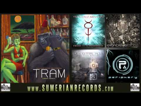 tram - Buy the album Lingua Franca here: http://bit.ly/ygG0Mf Buy T.R.A.M. merch here: http://bit.ly/w02zct Featuring members of Animals As Leaders, The Mars Volta,...