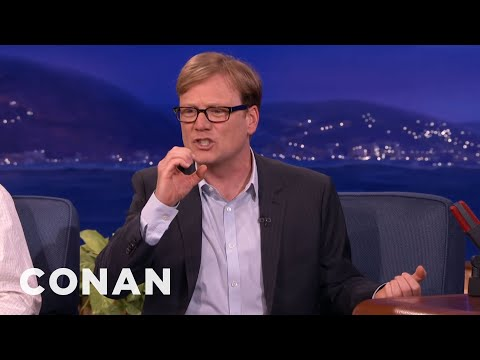 Daly - A young Andy was playing drums in a rock band when the lead singer launched into high voltage obscenities. More CONAN @ http://teamcoco.com/video Team Coco i...