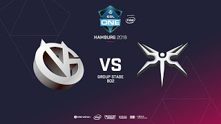 Vici Gaming vs Mineski, ESL  One Hamburg, bo2, game 1 [Lum1Sit]