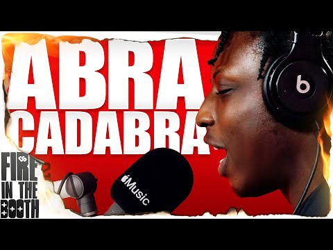 Abra Cadabra – Fire in the Booth pt2