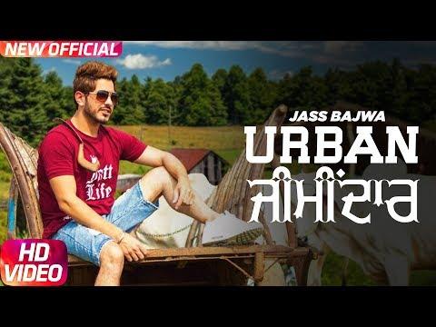 Jass Bajwa : Urban Zimidar (Official Video)   Deep Jandu   Sukh Sanghera   Latest Punjabi Song 2017_Zene videók