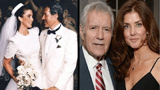 Cancer-Stricken Alex Trebek Wishes He Had Met His Wife Earlier: 'We Could'Ve Had A Longer Life...