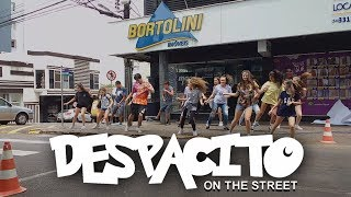 Video DESPACITO (ON THE STREET) - Coreografia por Leo Costa MP3, 3GP, MP4, WEBM, AVI, FLV Oktober 2018