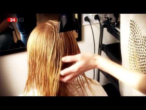 Уход за волосами головы