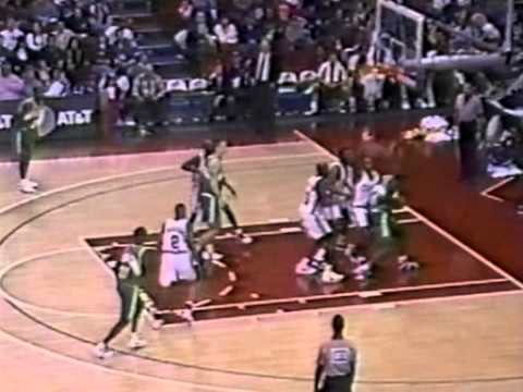 shawn kemp - Amazing game by ''Sonic Boom'', one of the greatest duos of all time. Gary Payton and Shawn Kemp were unreal in this one, a lot of alley oops, monster dunks ...