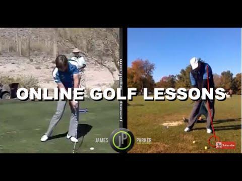 Online Golf Instruction | Sample lesson at JamesParkerGolf.com