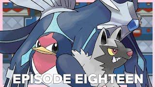 Pokémon BLAZED GLAZED FITLOCKE w/ Nappy - Ep 18 VS Dialga by King Nappy