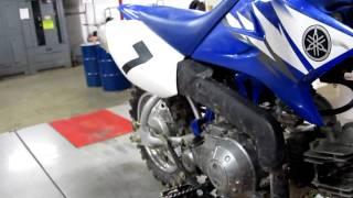 7. Yamaha TT-R 50 & GYT-R Jet Kit