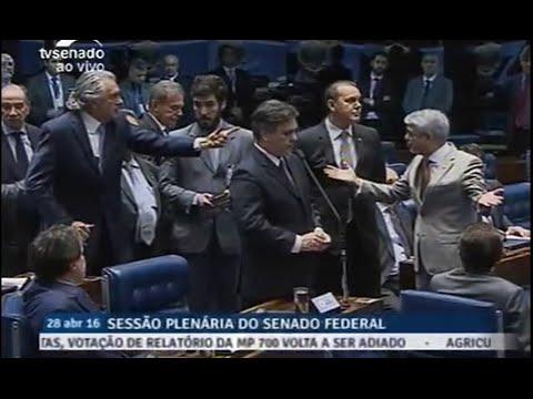 CONGRESSO EM FOCO - Discussão no Senado após visita do prêmio Nobel Adolfo Esquivel