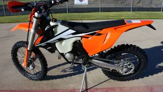 7. $7,999:  2017 KTM 150 XC-W Overview and Review