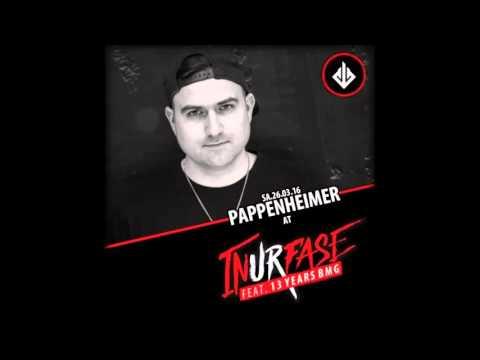 Pappenheimer live @ Inurfase feat. 13 Years BMG Batschkapp Frankfurt 26.03.2016