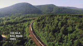 Video China Railway Express: From Silk Road to Silk Railroad MP3, 3GP, MP4, WEBM, AVI, FLV Juli 2019