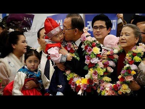 Ν. Κορέα: Προεδρικές φιλοδοξίες από τον Μπαν Κι Μουν
