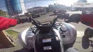7. Yamaha Grizzly 700, 4x4 ATV, EPS SE - First experience