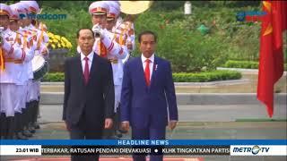 Video Usai Korsel, Jokowi Berada di Vietnam Selama Tiga Hari MP3, 3GP, MP4, WEBM, AVI, FLV April 2019