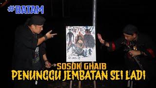 Download Video Lukisan SOSOK GHAIB penunggu JEMBATAN SEI LADI batam MP3 3GP MP4