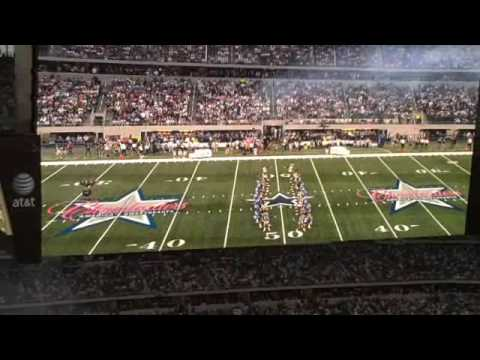 Dallas Cowboys Stadium Opening Game