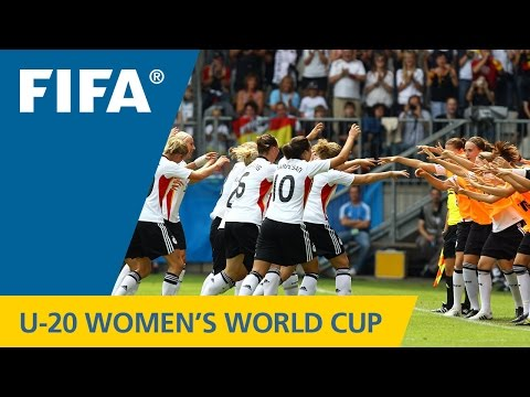 from - Thrilling moves, audacious lobs and perfect blasts - the best young female players in the world have always known how to score super goals. FIFA U-20 Women's World Cup Canada 2014 videos:...