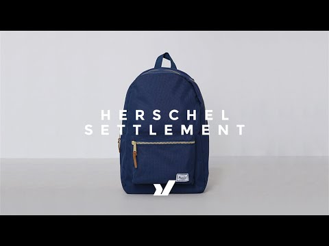 The Herschel Settlement Backpack