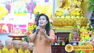 Bài Hát Xin Cảm Ơn Đức Phật A Di Đà - Châu Thanh ft Ngọc Huyền Châu