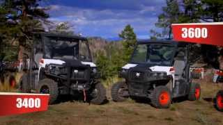 7. Bobcat UTVs: Built for Hard Work