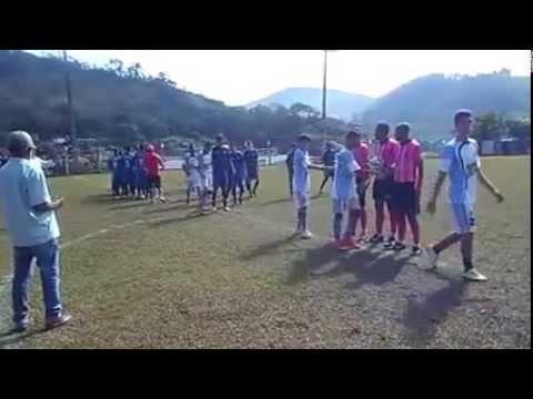 Final Sel. Santo Antônio do Aventureiro x Praiano FC - sub17 Jul2015 Itamarati de Minas