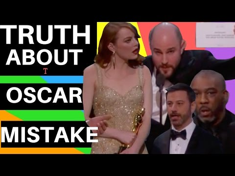 ✮THE TRUTH✮ About What Happened at THE OSCARS: 2017 Oscar Mistake [Close Up Video Proof!]