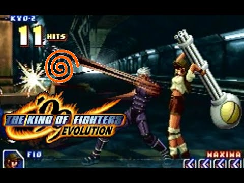 evolution dreamcast review