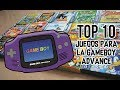 Top 10 Juegos Para Gameboy Advance