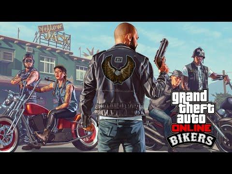 GTA Online: Bikers Trailer
