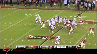 Christian Jones vs Miami (2013)
