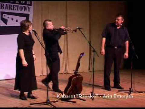 Kabaret Rżysko - Aria emeryta