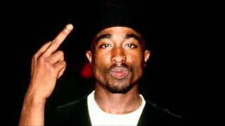 2Pac - It Hurts The Most (Unreleased) ft. Stretch.wmv