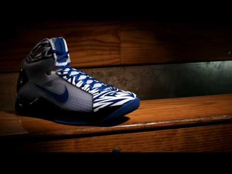 0 Nike Hyperdunk iD   The Decision