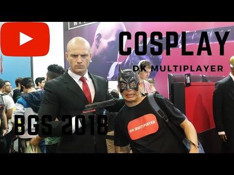 Kinoplex - Cosplay BGS 2018