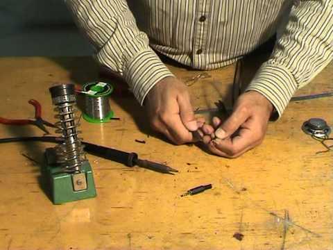 comment reparer la prise jack d'un casque