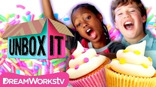 Josh and Garret take unboxing to the EXTREME again with the easy bake oven challenge! See them go head to head decorating cupcakes right here! → Credits ← Ex...